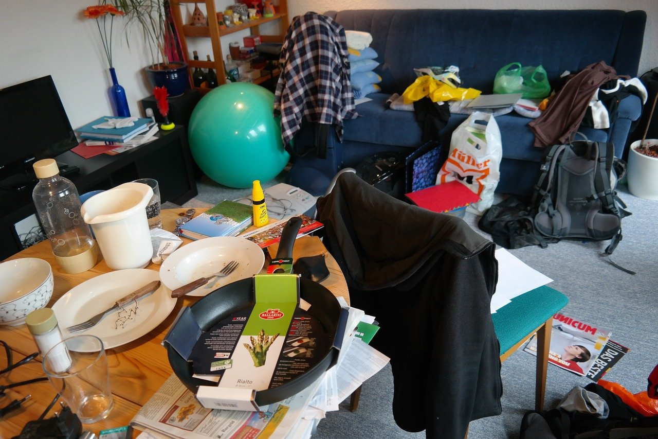 Impact of Clutter